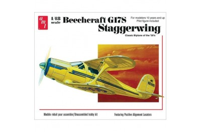 1/48 Beechcraft G17S Stagger