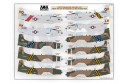 1/32 VNAF Skyraiders in the Vietnam war decal No. 2