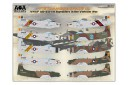 1/48 VNAF Skyraiders in the Vietnam war decal No. 1