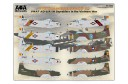 1/72 VNAF Skyraiders in the Vietnam war decal No. 1