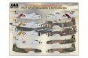 1/72 VNAF Skyraiders in the Vietnam war decal No. 1