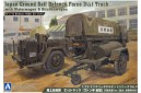 1/72 Japan army 3.5 ton truck w/ waterwagon and kitchenwagon