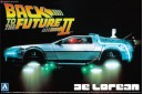 1/24 Back to Future De Lorean Part 2