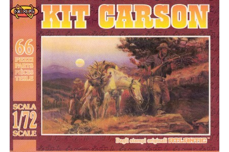 1/72 Kit Carson