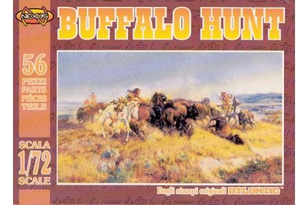 1/72 Buffalo hunt