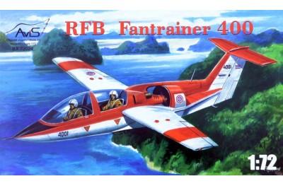 1/72 RFB Fantrainder 400 Thai Airforce