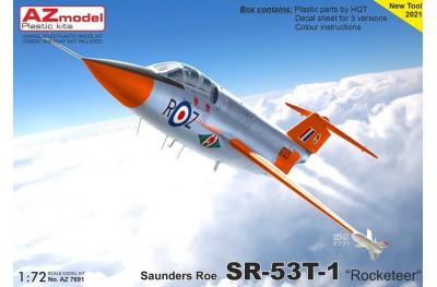 1/72 Saunders Roe SR-53T-1 Rocketeer
