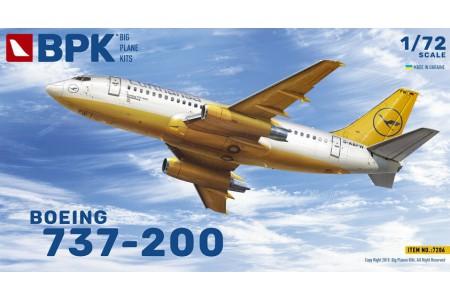 1/72 Boeing 737-200