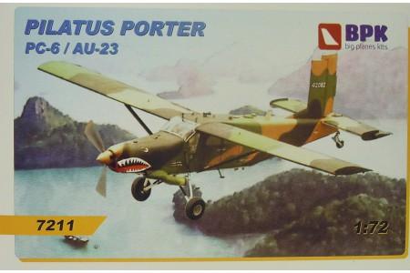 1/72 Pilatus PC-6/ AU-23