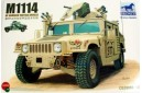 1/35 M1114 up-armored tactical vehicle