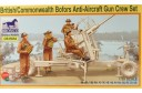 1/35 British Bofors AA gun crew set