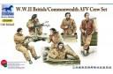 1/35 British AFV crew set