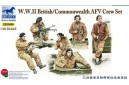 1/35 British AFV crew set