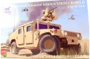 1/35 M1114 up-armored vehicle w/ XM153 CROWS II