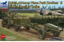1/35 75mm pack howitzer with jeep and crew