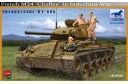 1/35 French M-24 Chaffee in Indochina war