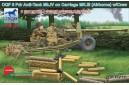 1/35 6 Pdr anti tank gun w/ crew