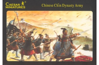 1/72 Chinese Chin Dynasty army