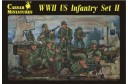 1/72 WWII US infantry
