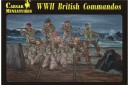 1/72 WWII British commandos