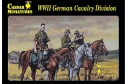 1/72 WWII German cavalry division