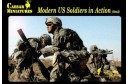 1/72 Modern US soldiers in action set 2