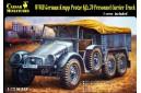 1/72 German Krupp Protze Kfz 70 w/driver