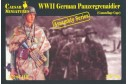 1/72 German panzergrenadier camouflage cape assembly series
