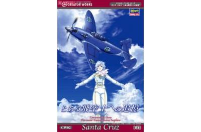 1/72 Santa Cruz 2 seater sea plane