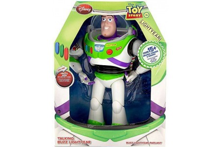 12 inches Toy Story talking action Buzz Lightyear