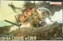 1/35 OH-6A Cayuse w/ crew (Viet nam)