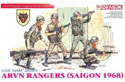 1/35 ARVN Rangers Saigon 1968