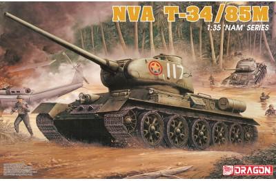 1/35 Vietnam T-34/85M
