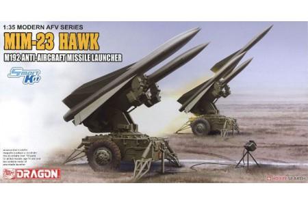 1/35 MIM-23 HAWK Anti aircraft Missile Launcher (smart kit)