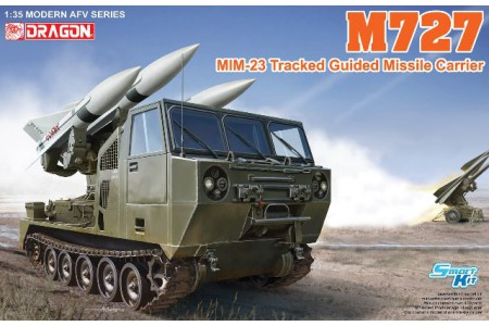 1/35 M727 Tracked guided Missile Carrier (smart kit)