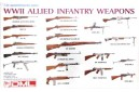 1/35 WWII Allied infantry weapons