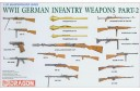 1/35 WWII German infantry weapons Part 2