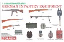 1/16 German infantry equipment