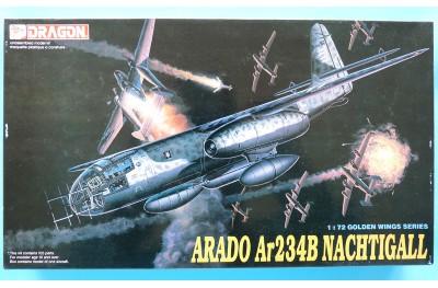 1/72 Arado Ar-234B Nachtigal