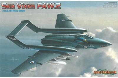 1/72 Sea Vixen FAW 2