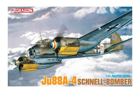1/48 Ju-88A-4 Schnell bomber