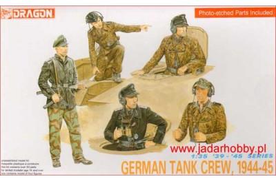 1/35 German tank crew 1944-45