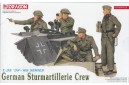 1/35 German Sturmartillerie crew