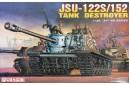 1/35 JSU-122S/152 Tank destroyer