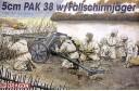 1/35 5cm PAK 38 w/crew