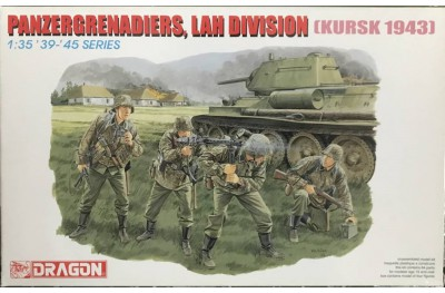 1/35 Panzergrenadiers LAH Division Kursk 1943