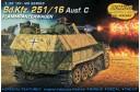1/35 Sdkfz 251/16 Flammpanzerwagen