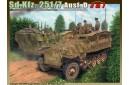 1/35 Sdkfz 251/7 Ausf D 3 in 1