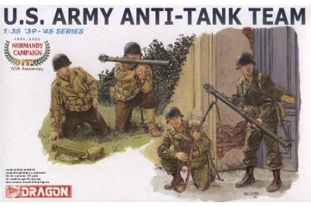 1/35 US army anti tank team