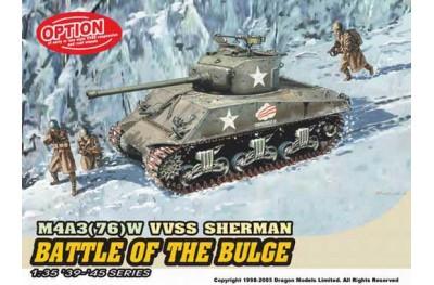 1/35 M4A3(76)W VVS Sherman